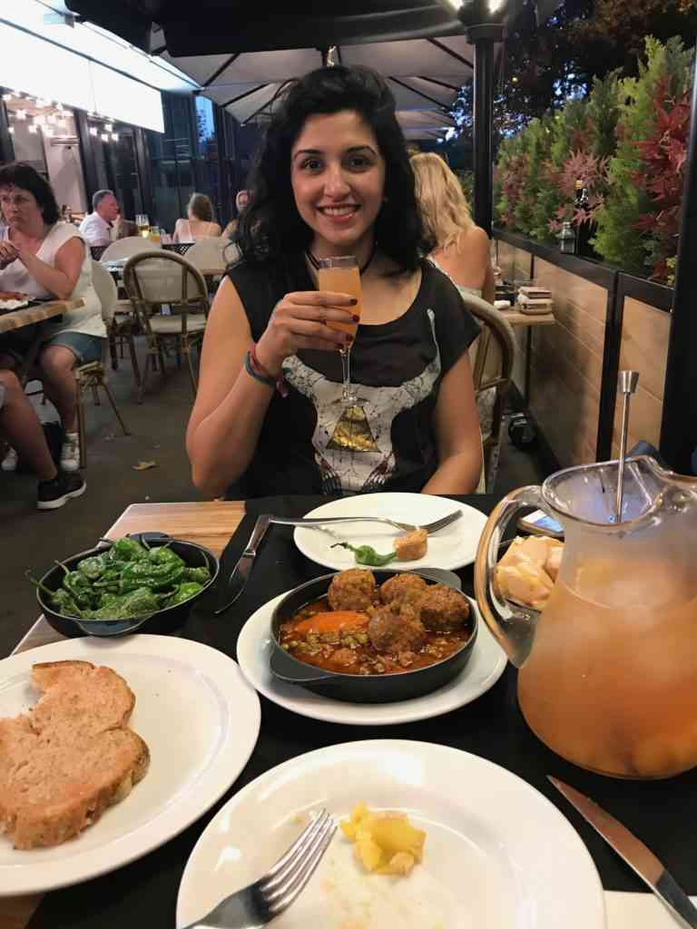 Be sure to sample the tapas and sangria in Barcelona.