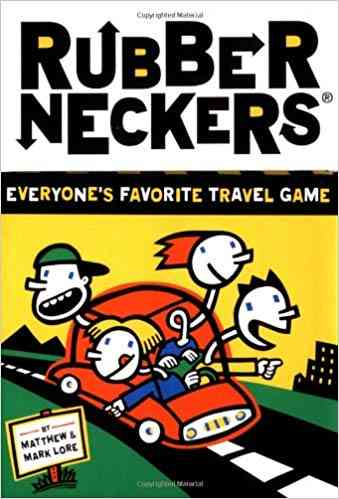 Rubberneckers travel game