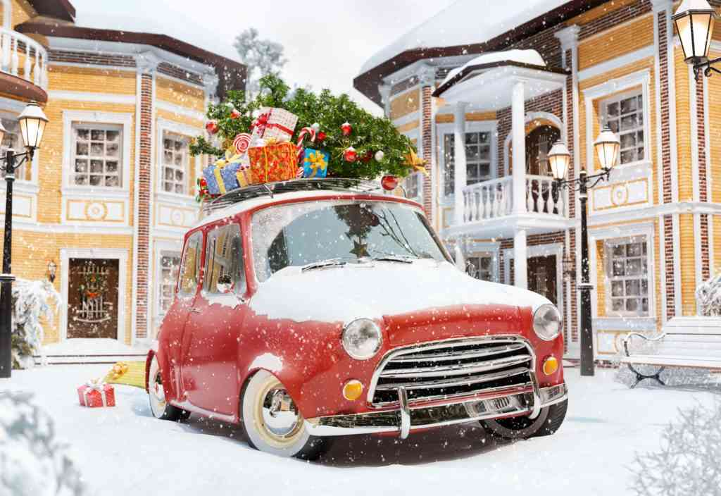 best Christmas vacations for families