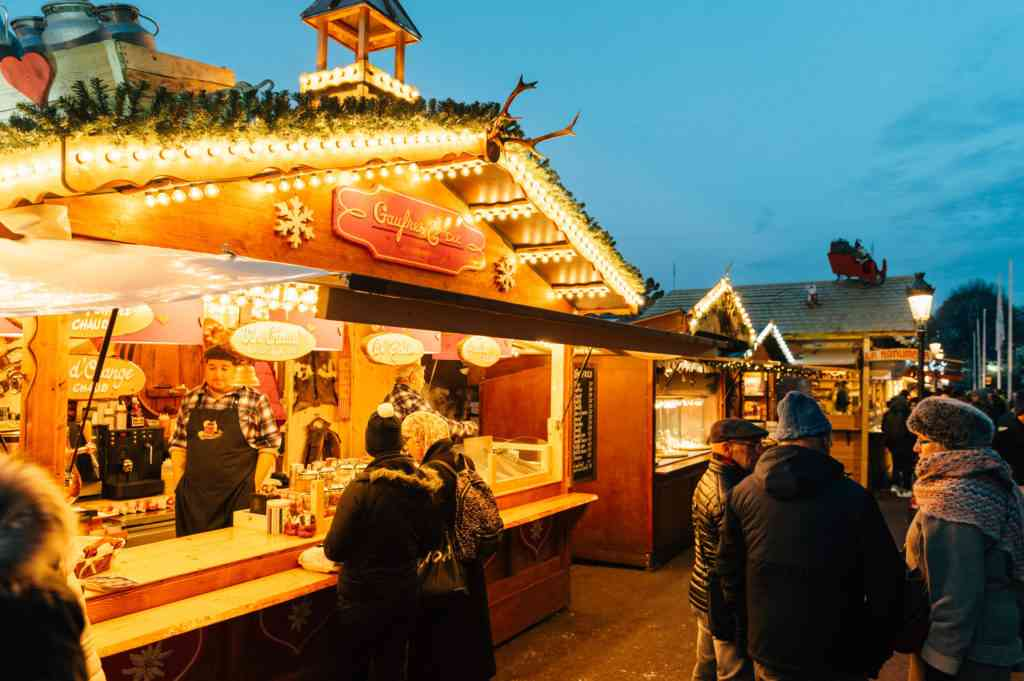 oldest Christmas market in the world