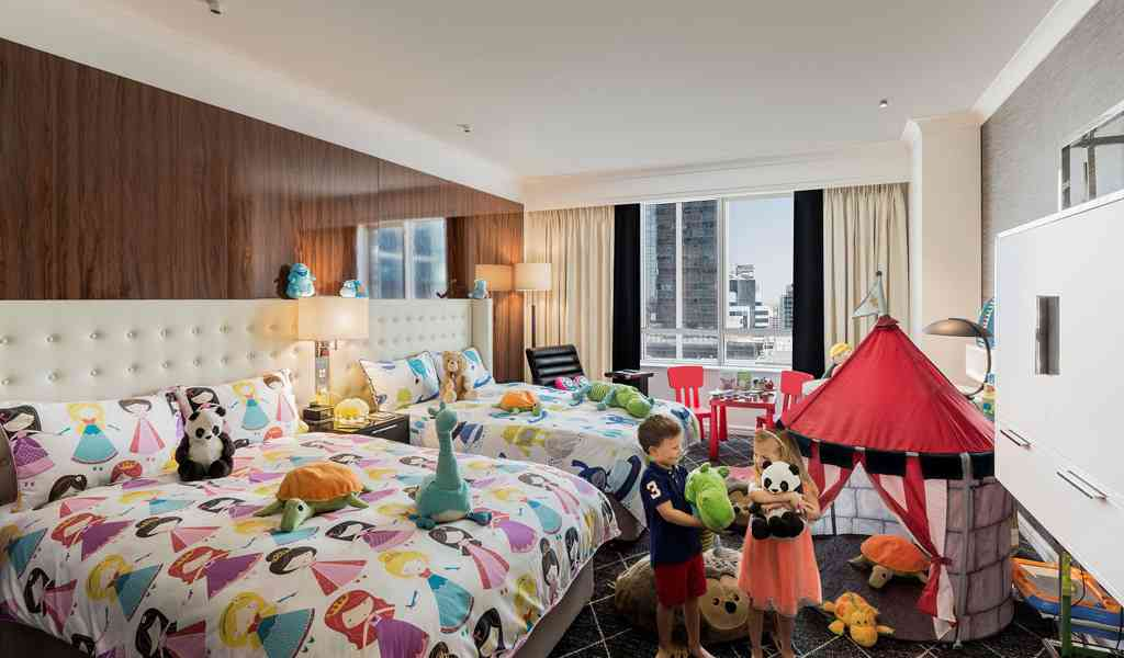 Swisshotel Kids Room in Sydney
