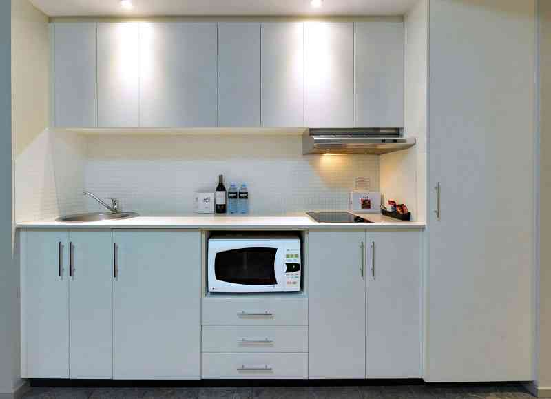 Kitchenette at the APX Darling Harbour