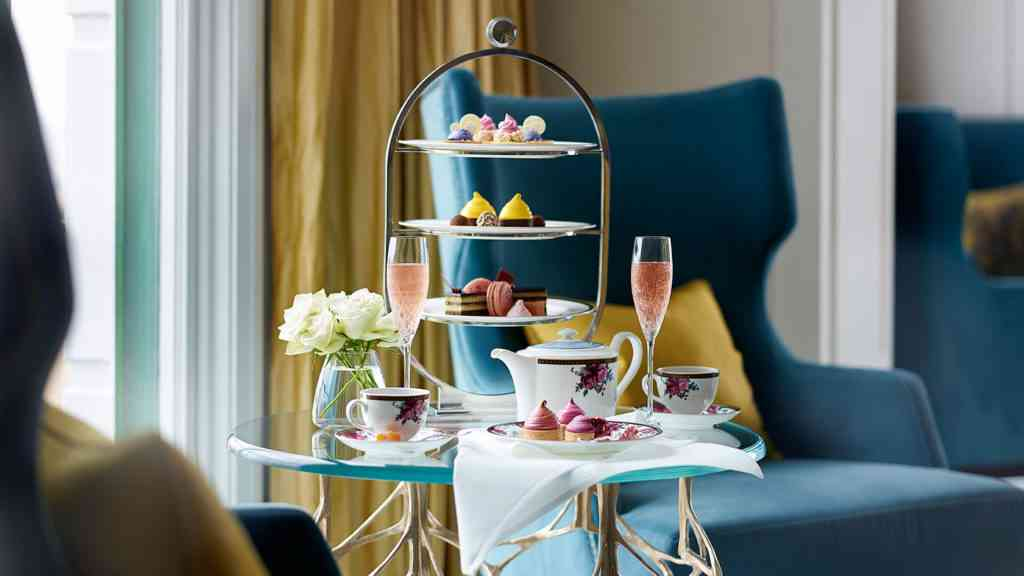 Afternoon Tea at the Langham Sydney
