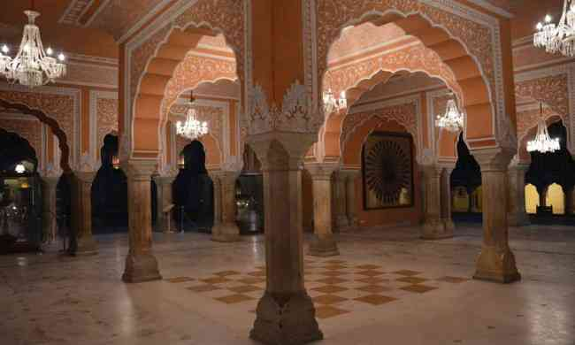 City Palace in Jaipur - perfect destination for the kids