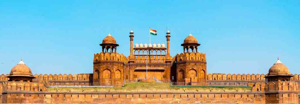 Best things to do in Delhi with Kids - Red Fort