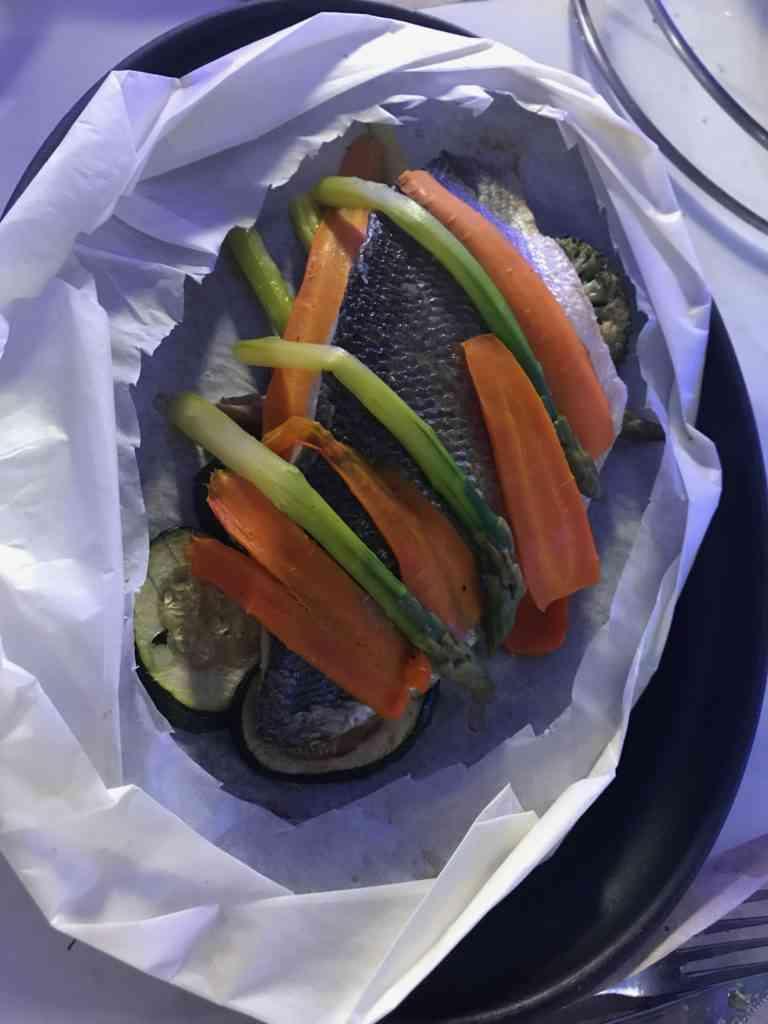 Amazing seafood at El Posit del Serrallo in Tarragona, Spain