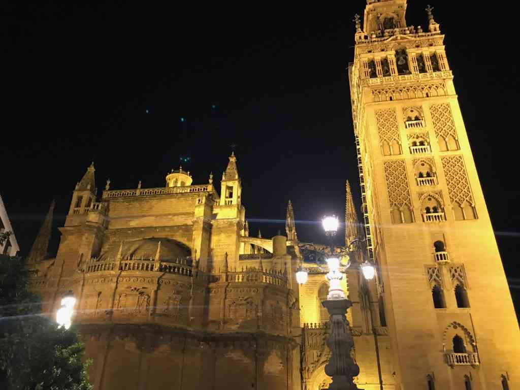 The amazing Seville Cathedral