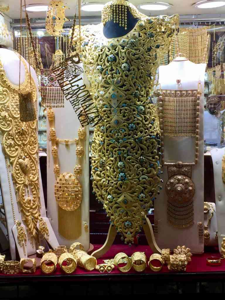 Crazy items for gold in the Gold Souk