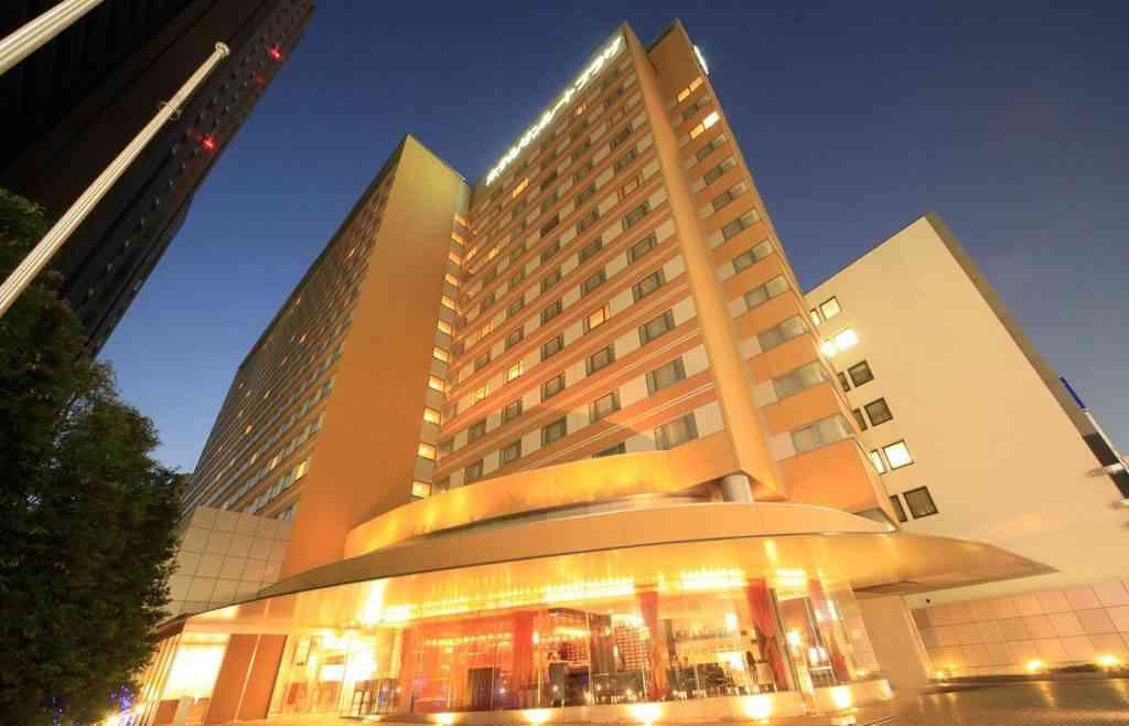 Hotel Sunroute Plaza