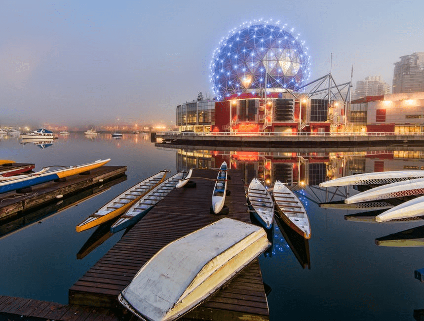 science world vancouver with kids