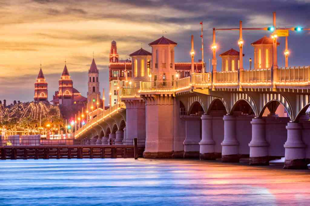 St. Augustine, Florida Thanksgiving Vacation Ideas for Families