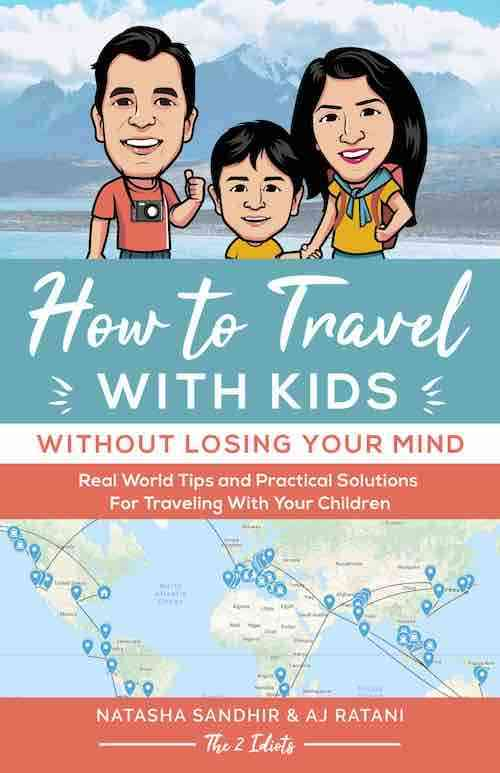 Buy book How To Travel With Kids (Without Losing Your Mind) by The 2 Idiots
