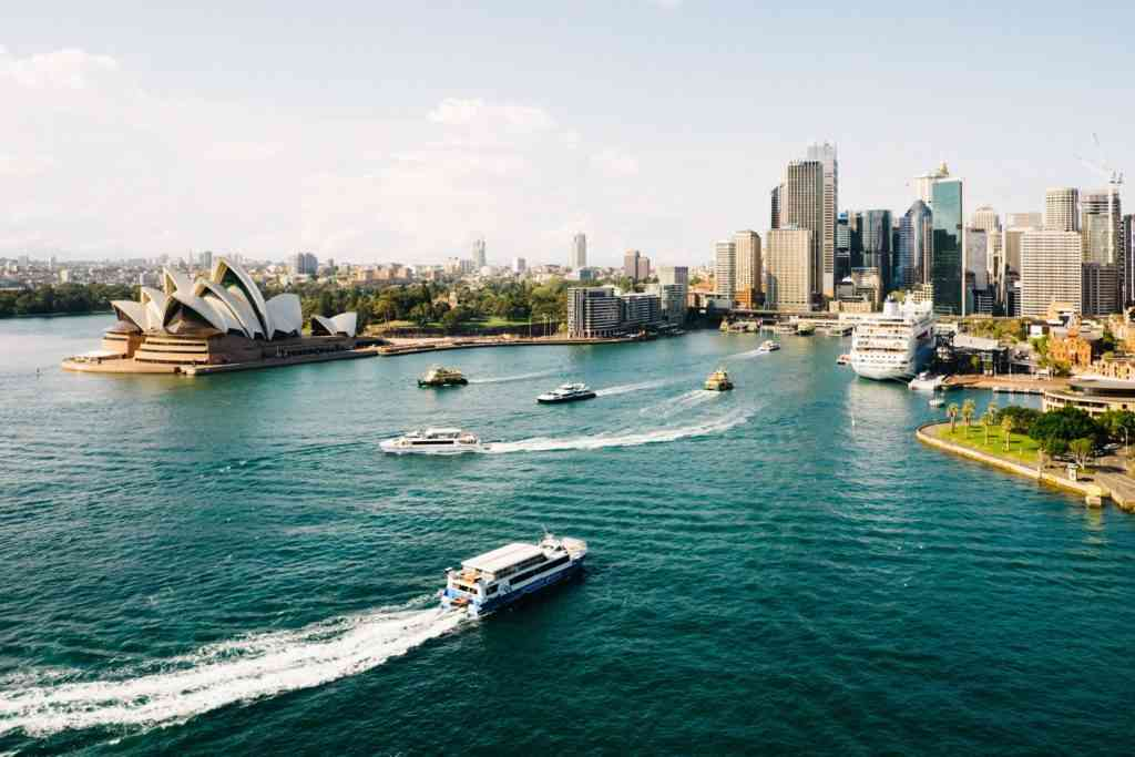 Stay in Sydney City with kids
