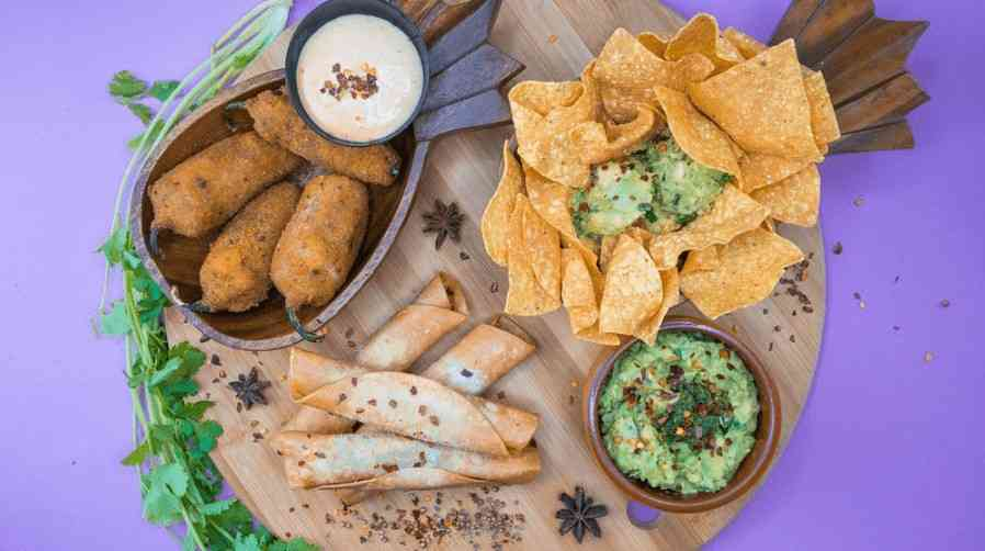 Mexican food in Sydney for kids