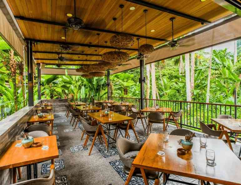 Great restaurant for kids in Singapore- The Halia