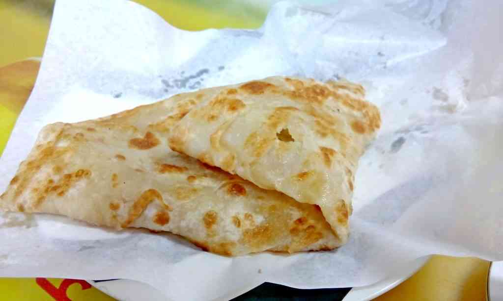 Parathas are a great Indian kid friendly meal