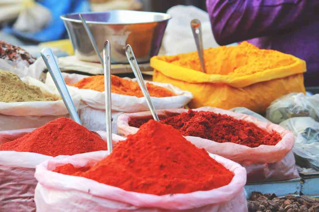 What to eat in India with kids