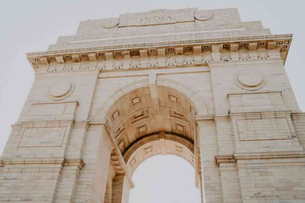 Best things to do with kids in Delhi - India Gate