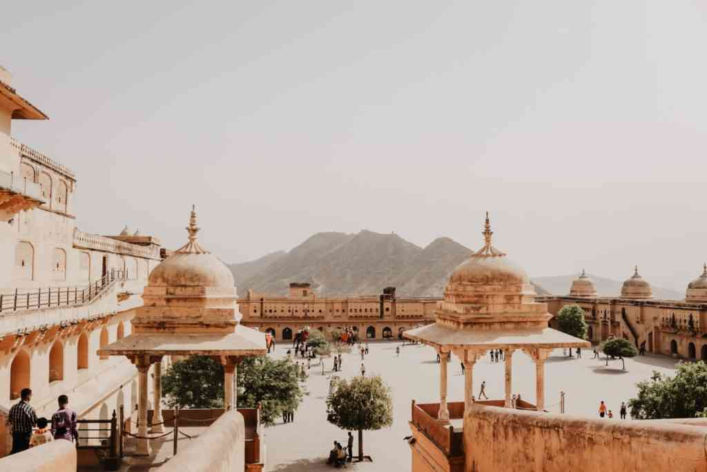 Amber Fort in Jaipur - perfect destination for the kids