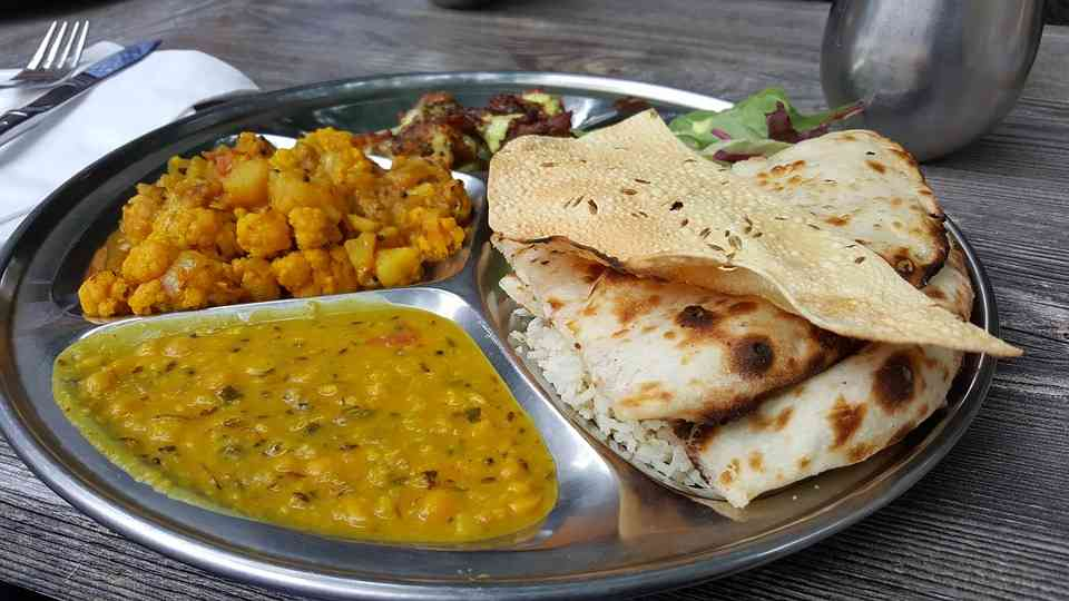 Dhal is an amazing kid friendly Indian meal