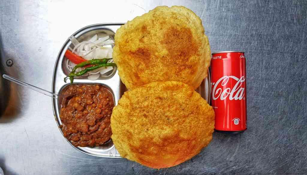 Channa Bhatura