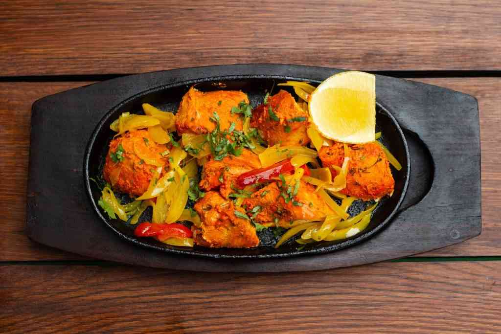 Tandoori chicken is perfect for kids