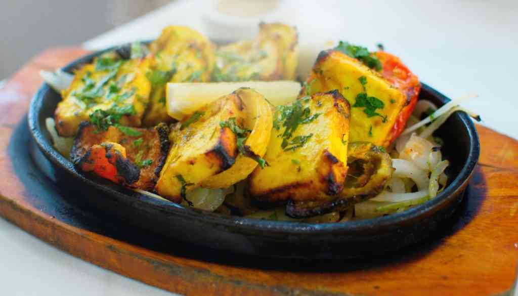 Grilled Paneer is perfect for kids