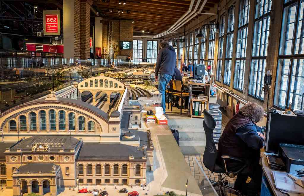 The German Museum of Technology is a great learning experience for kids in berlin