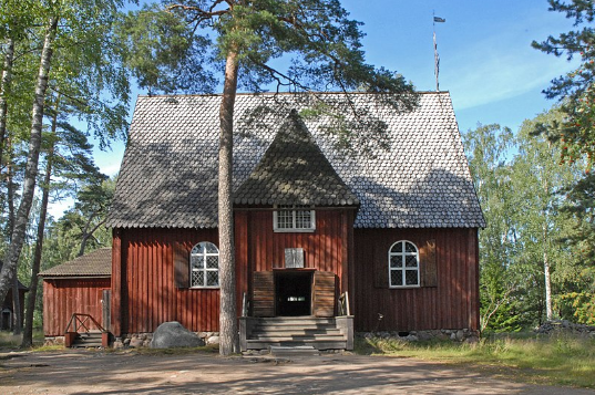 The Seurasaari Open Air Museum is a favourite among children