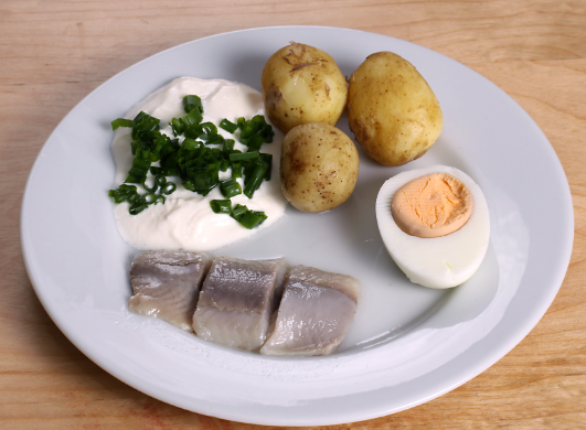Herring is truly treat while in Helsinki