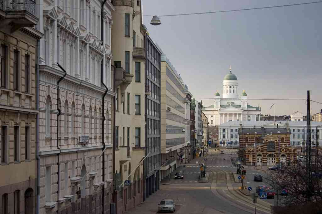 Best areas to stay in Helsinki with kids - Kaartinkaupunki