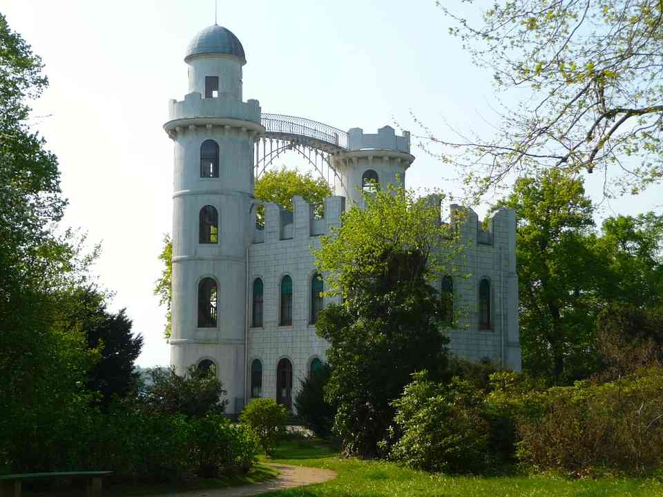 Pfaueninsel is a great day trip for families