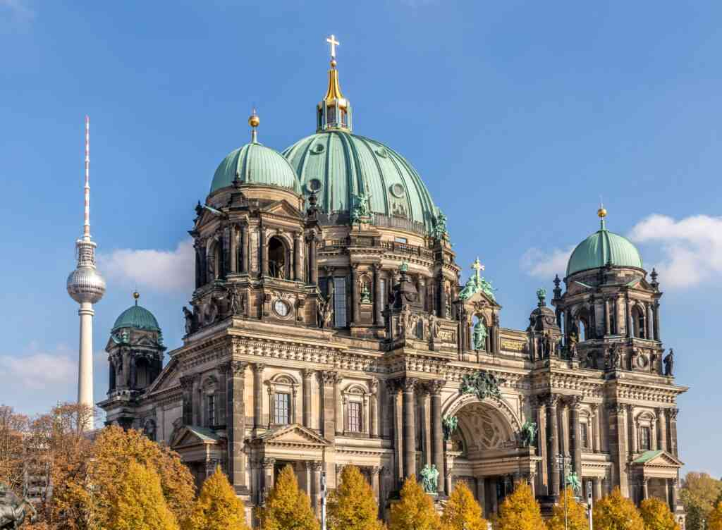 Kids will love going on a boat ride around Berlin