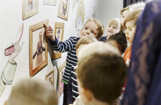 The helsinki city museum is a must