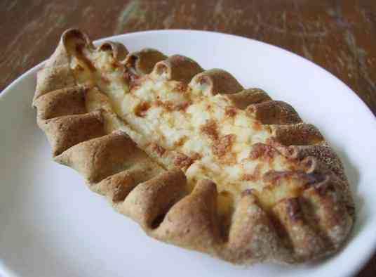 Karelian Pies from helsiki are amazing