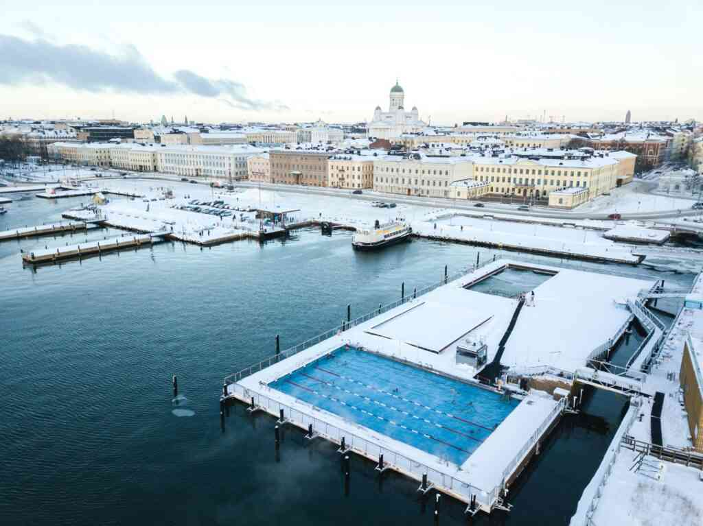 Best areas to stay in Helsinki with kids - Kamppi